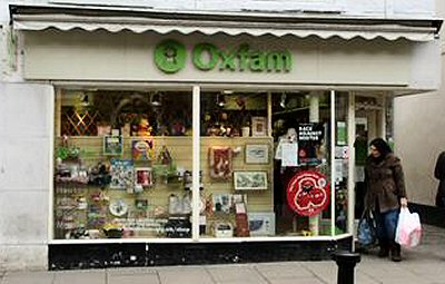 Oxfam - Charity