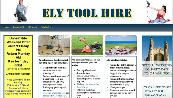 Ely Tool Hire