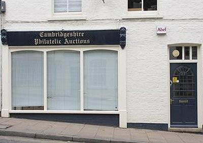 Cambridgeshire Philatelic Auctions - Stamp Dealer