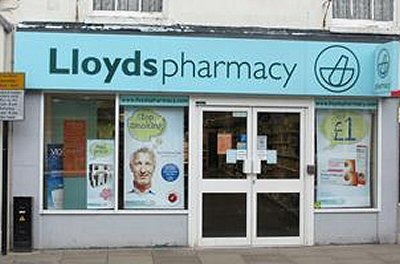 Lloyds Pharmacy Ely