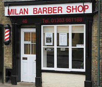 Milan Barber Shop