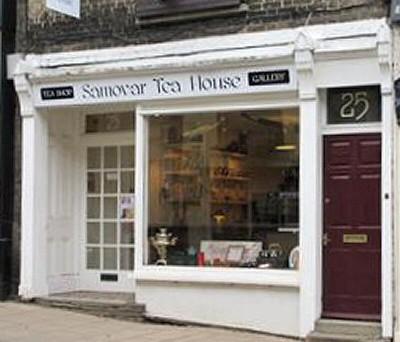 Samovar Tea House & Gallery - Art Dealer