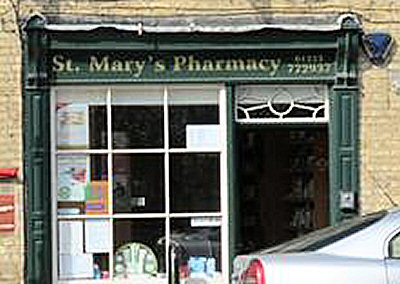 St Mary's Pharmacy - Chemists