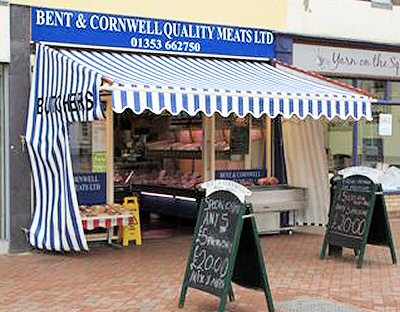 Bent & Cornwell Butchers