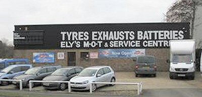 Ely Tyre Services