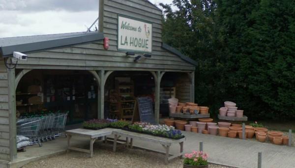 La Hogue Farm Shop and Cafe