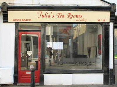 Julias Tea Rooms