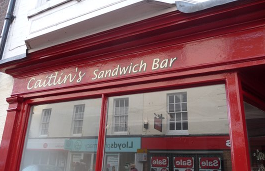 Caitlin's Sandwich Bar