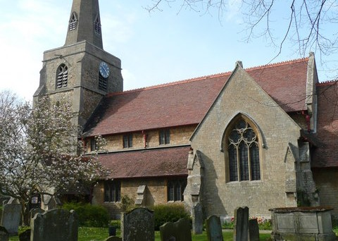 St. James' Church, Stretham