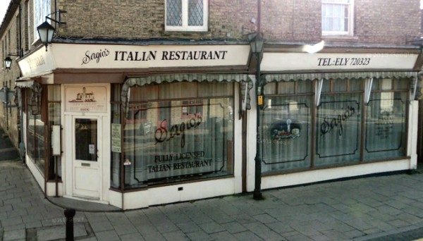 Sergios Italian Restaurant
