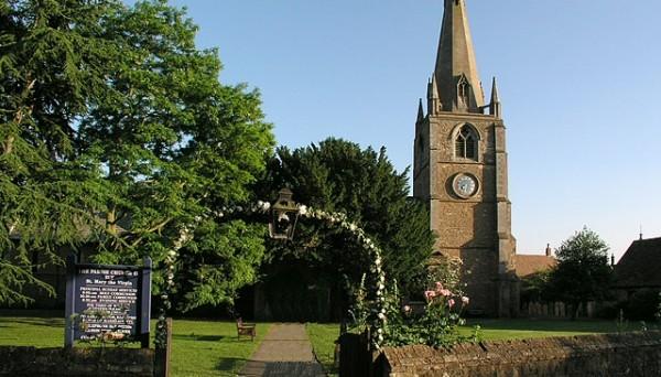 St Mary's Church Ely