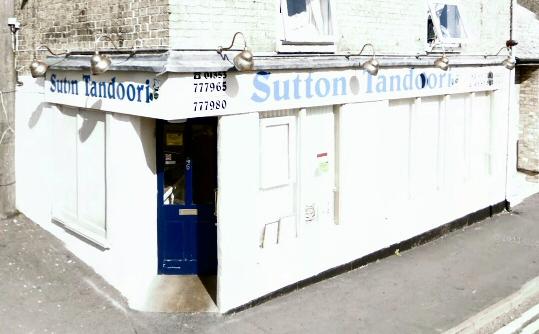Sutton Tandoori Restaurant