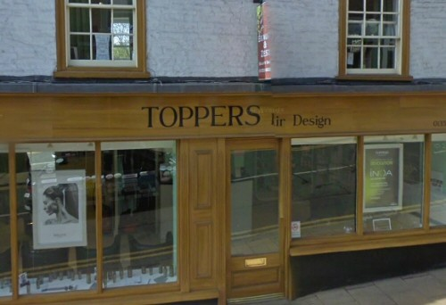 Toppers Hair Design