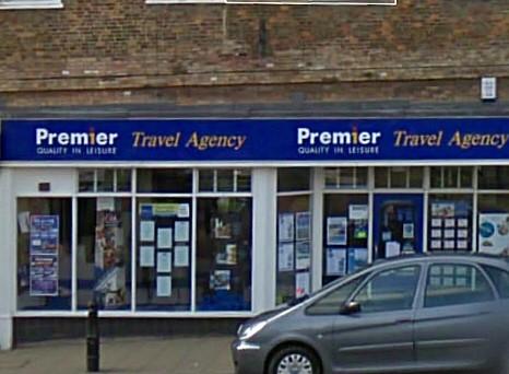 Premier Travel Agent