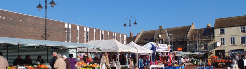 Ely Market - General Market Day