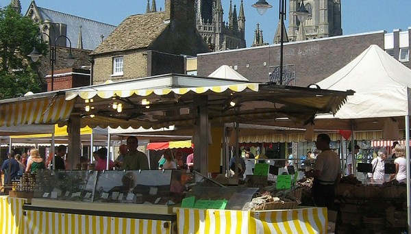 Ely Markets - Market Place