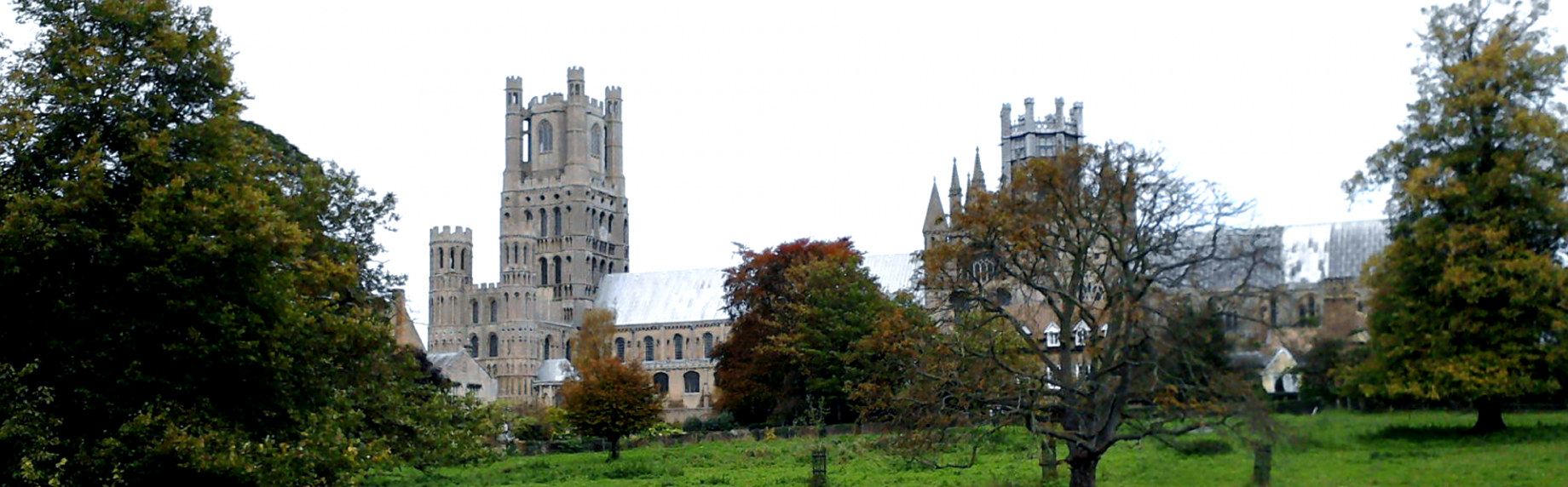 Ely Cathedral View
