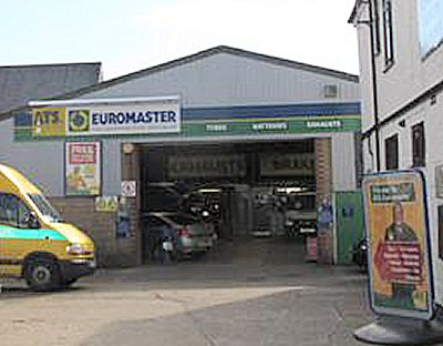 ATS Euromaster Tyre Dealers