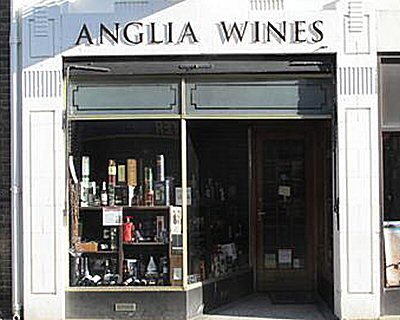 Anglia Wines - Off Licence