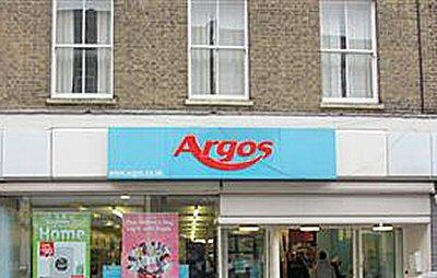 Argos Ltd - Catalogue Shop