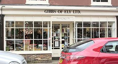 Gibbs Of Ely Shoe Shop