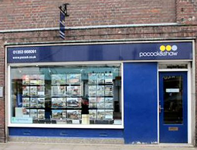 Pocock & Shaw Estate Agents
