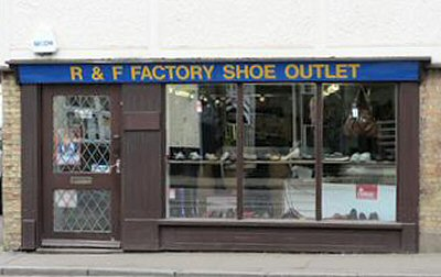 R & F Factory Shoe Outlet