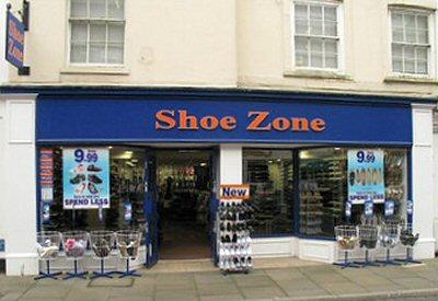 Shoe Zone - Shoe Shop