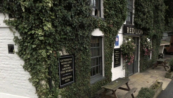 The Red Lion - Stretham