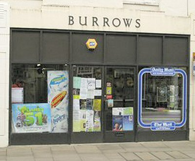 Burrows - Newsagent