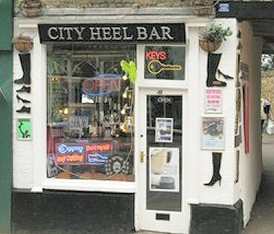 City Heel Bar Shoe Repair
