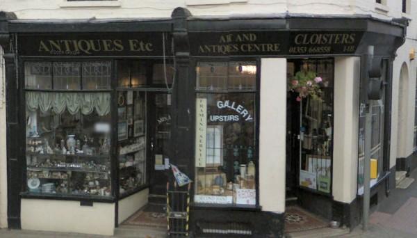 Cloisters Art & Antiques