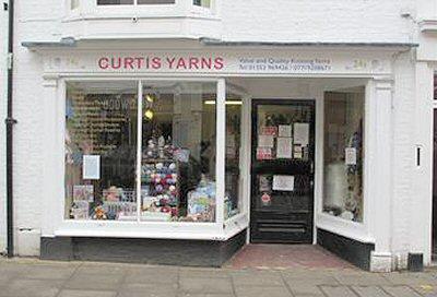 Curtis Yarns - Knitwear