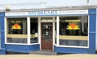 Daybreaks - Takeaway