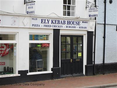 Ely Kebab House - Takeaway