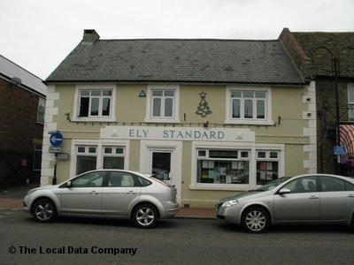 Ely Standard - Newspaper