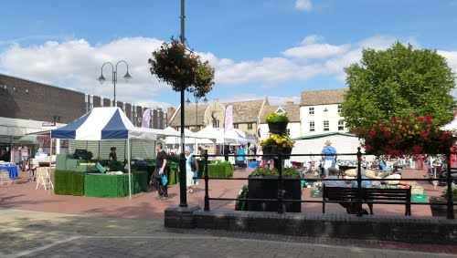 Ely Market Square